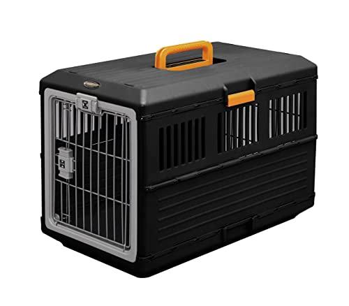 IRIS faltbare Transportbox für Katzen Kunststoff